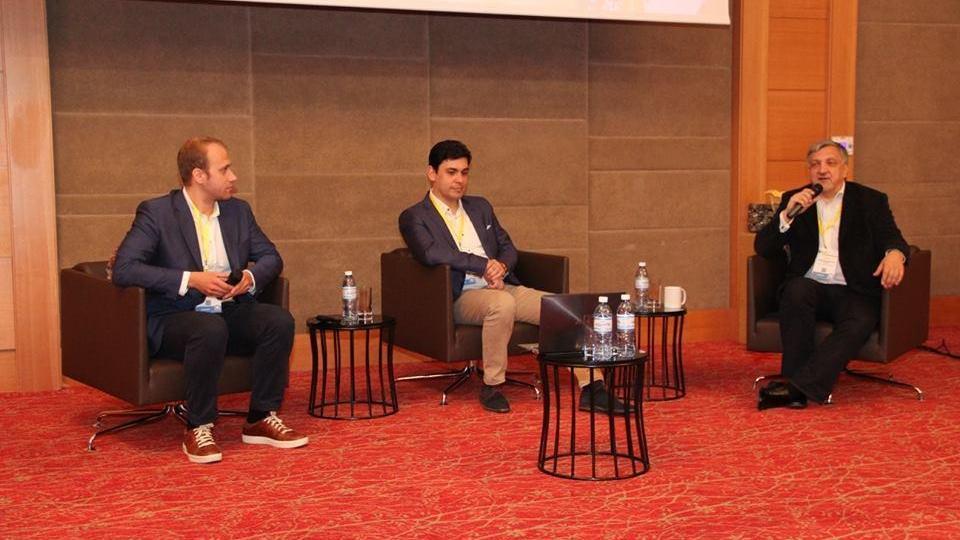 Код ИБ 2017 | Баку. Вводная дискуссия: Тренды и угрозы в сфере ИБ
