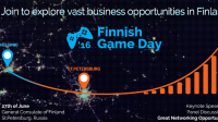 Finnish Game Day 2016
