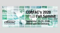 CORFAC's 2020 Virtual Fall Summit