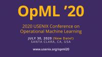 OpML '20