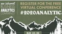 Virtual Analytics Conference 2020
