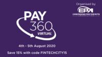 PAY360 virtual 2020