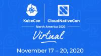 KubeCon + CloudNativeCon NA 2020