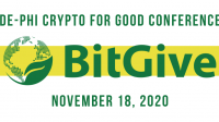 2020 DePhi Crypto for Good Conference