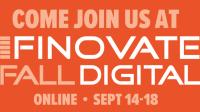 FinovateFall Digital 2020