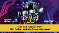 Python Web Conf 2021