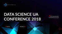 Data Science UA 2018