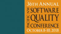 36th Annual PNSQC 2018