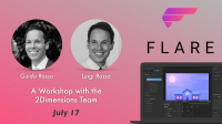 Flare Workshop by 2Dimensions
