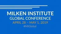 2019 Milken Institute Global Conference