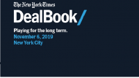 DealBook Conference 2019
