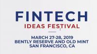 FinTech Ideas Festival 2019