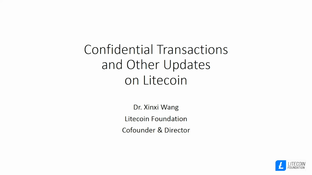 Confidential Transactions on Litecoin