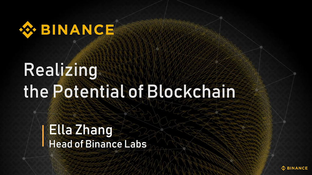 Realizing the Potential of Blockchain Technology