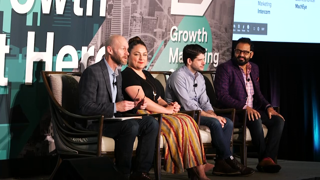 Growth & Acquisition Panel: The Hidden Strategies That Drive Spectacular Growth for High-Growth Companies & Big Brands