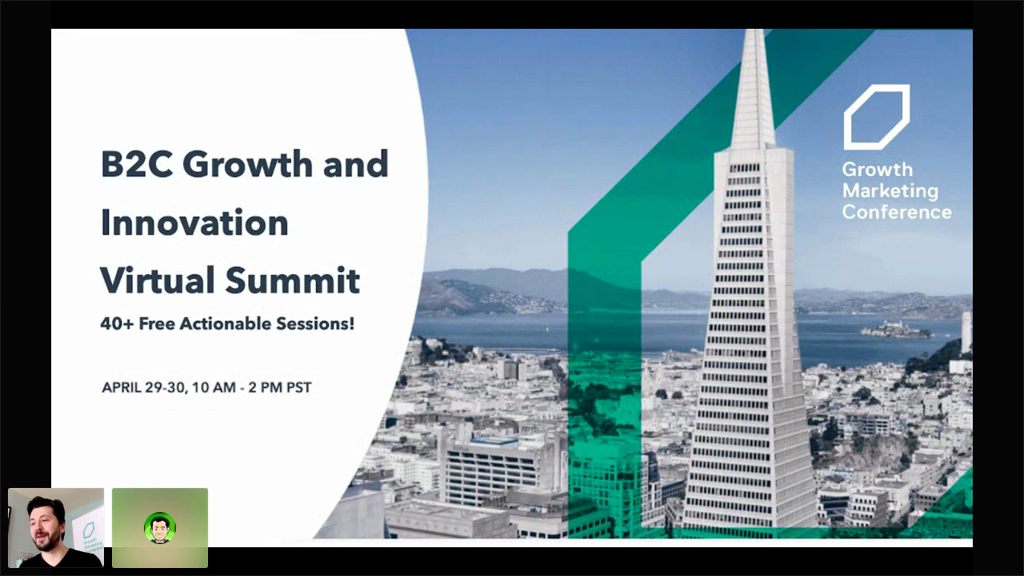 Welcome to GMC B2C Growth & Innovation Virtual Summit: What to Expect?