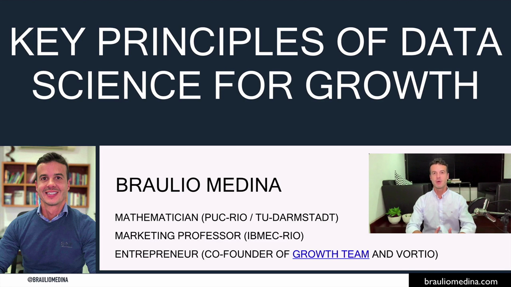Key Principles of Data Science For Growth