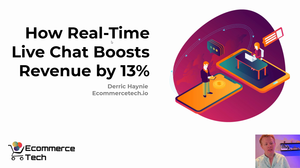 How Real-Time Live Chat Conversations Boosts Revenue by 13%