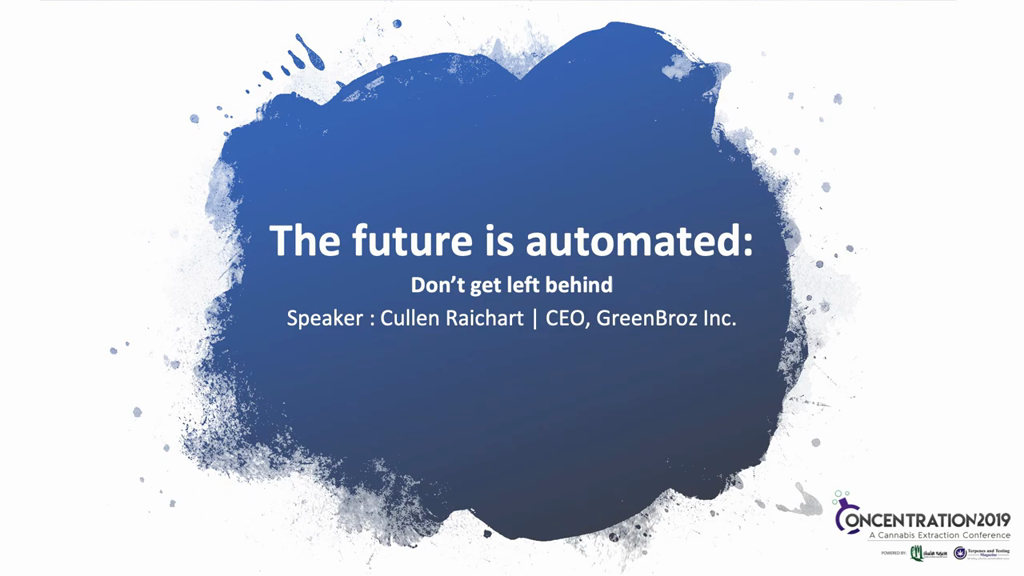 The Future is Automated: Don't Get Left Behind