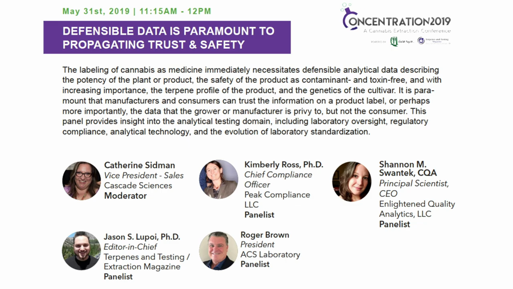 Defensible Data is Paramount to Propagating Trust & Safety