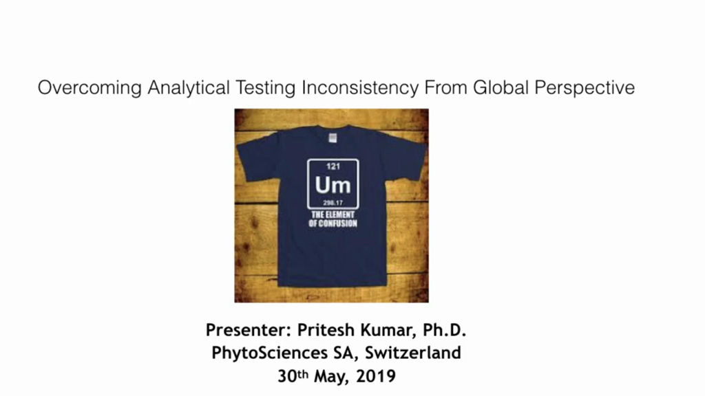 Overcoming Analytical Testing Inconsistency from Global Perspective