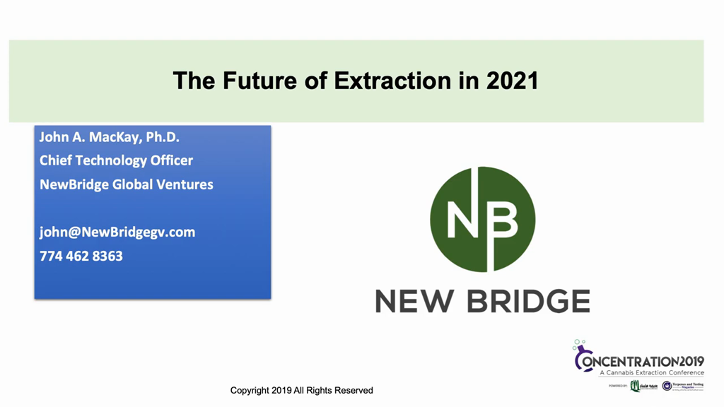 Extraction Labs in 2021