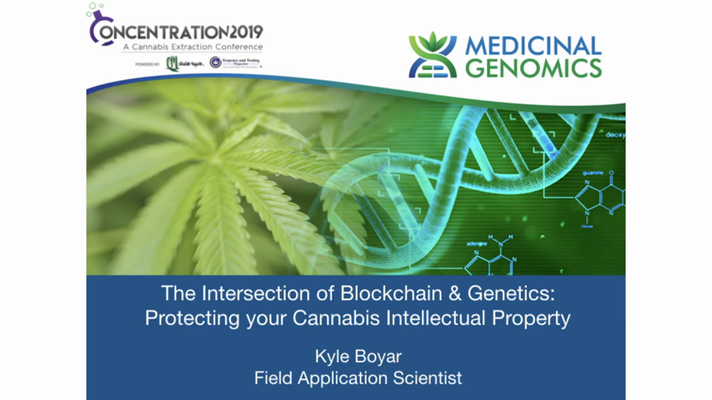 The Intersection of Blockchain and Genetics: Protecting your Cannabis IP