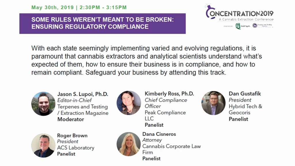 Some Rules Weren't Meant to be Broken: Ensuring Regulatory Compliance