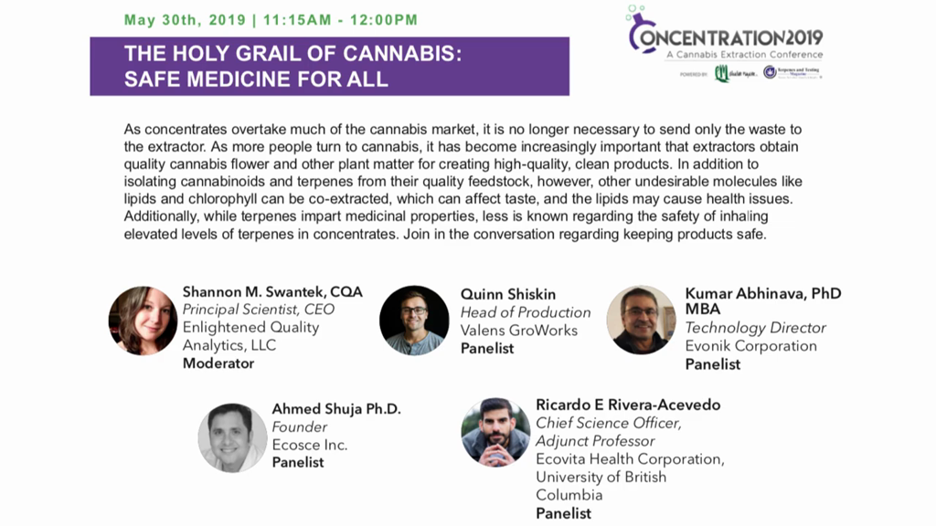 The Holy Grail of Cannabis: Safe Medicine for All