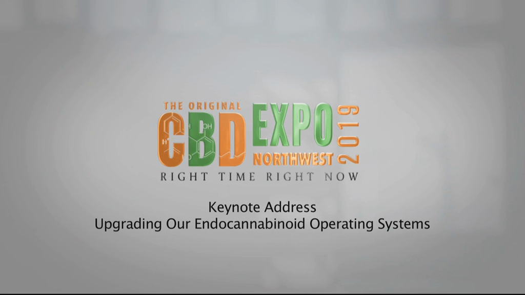 Keynote Upgrading Our Endocannabinoid Operating Systems