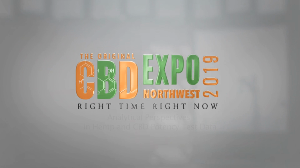 Analytical Perspectives in Hemp and CBD Potency Test Data