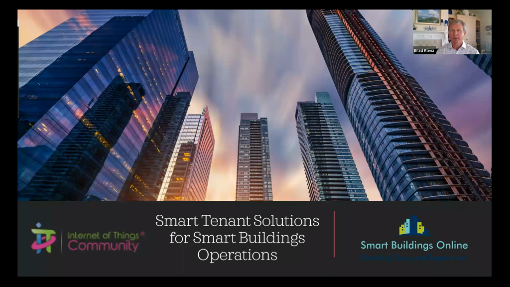 Panel: Smart Tenant Solutions For Smart Buildings Operations
