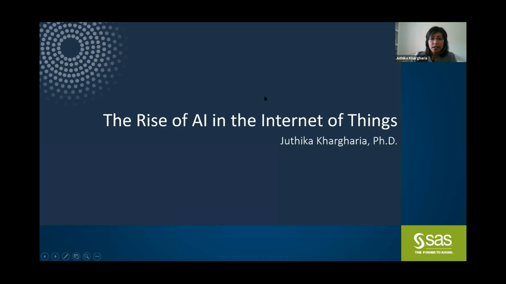 Keynote: The Rise of AI in the Internet of Things