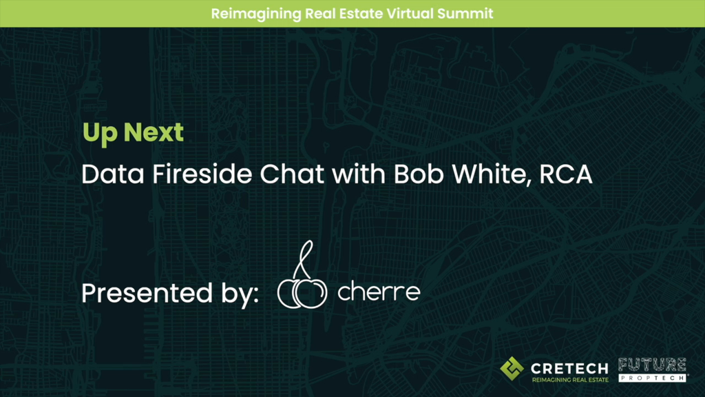 Data Fireside Chat with Bob White, RCA