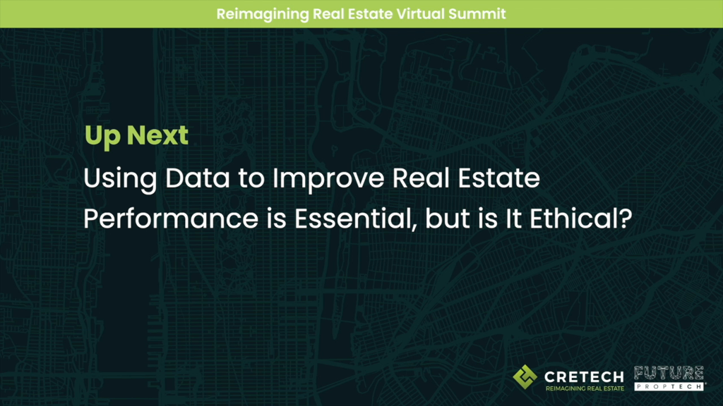 Using Data to Improve Real Estate Performance is Essential, but is it Ethical?