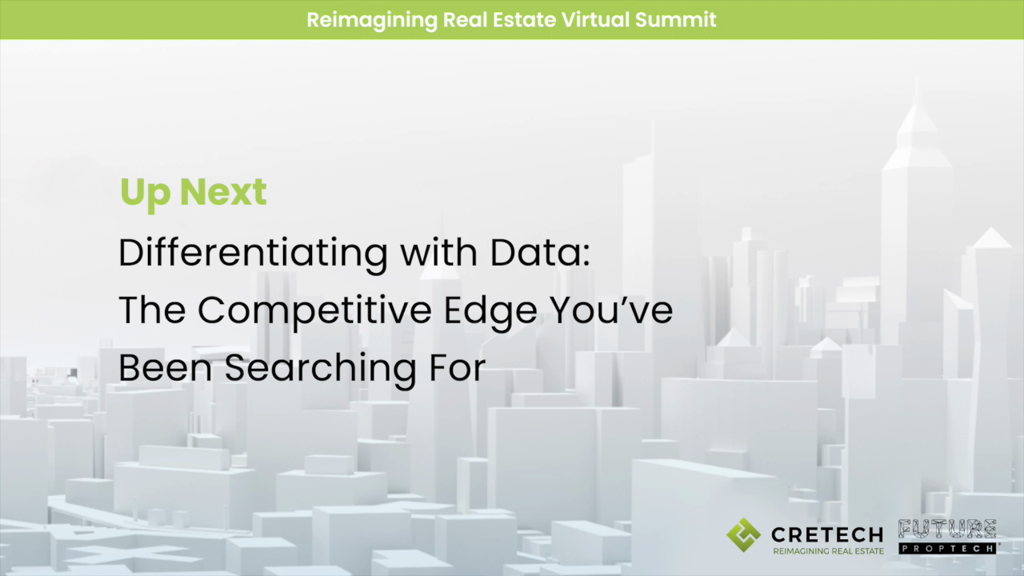 Differentiating with Data: The Competitive Edge You've Been Searching For