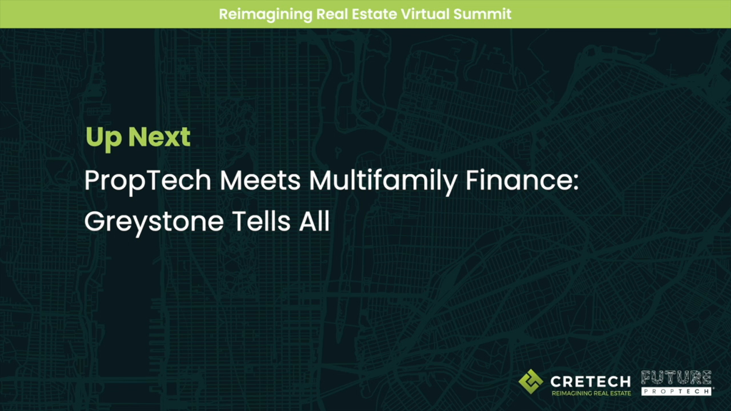 PropTech Meets Multifamily Finance: Greystone Tells All