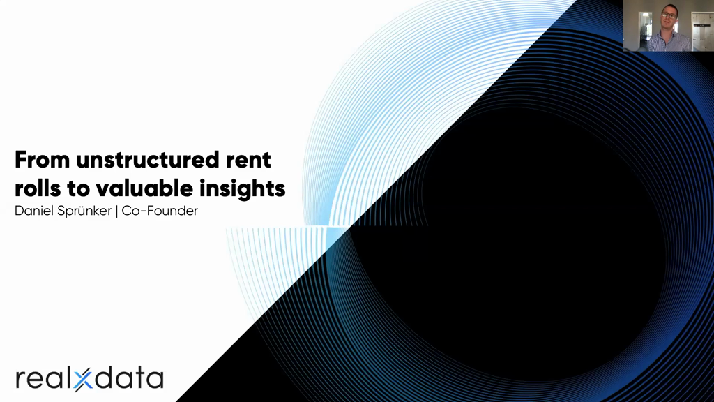 From Unstructured Rent Rolls to Valuable Insights