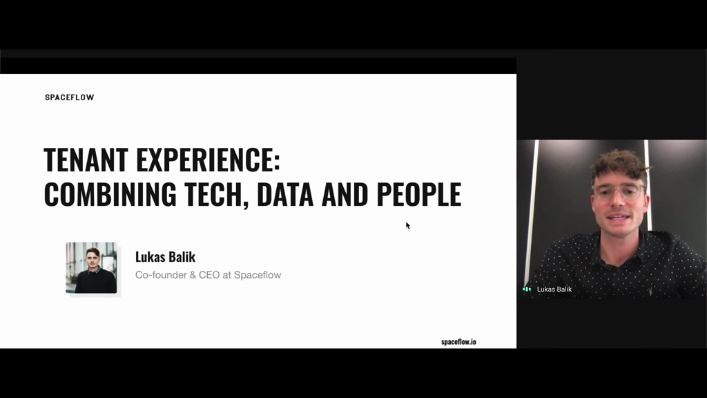 Tenant experience: combining tech, data and people