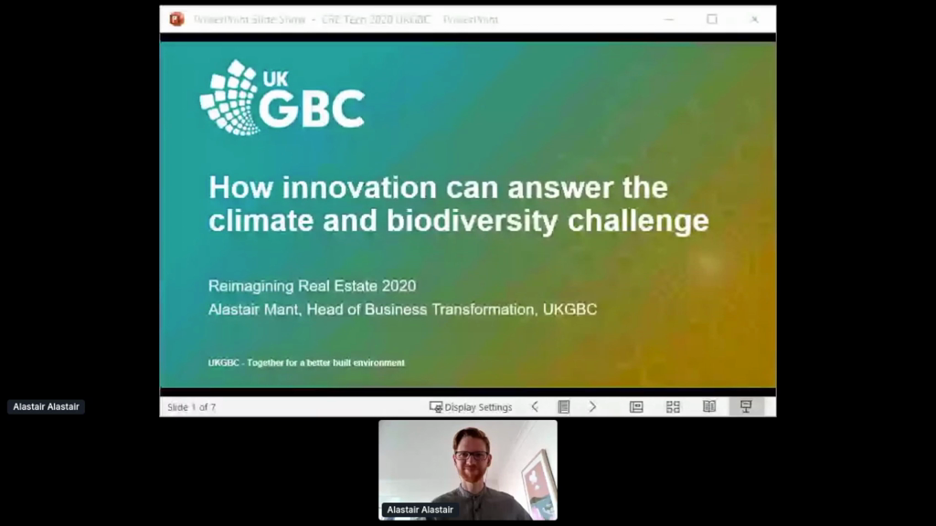Focus on Sustainability - How Innovation can Answer the Climate and Biodiversity Challenges