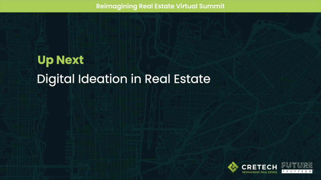 Digital Ideation in Real Estate