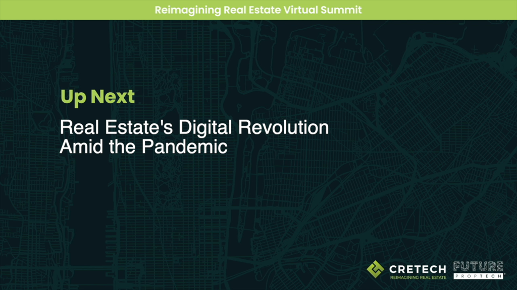 Real Estate's Digital Revolution Amid the Pandemic