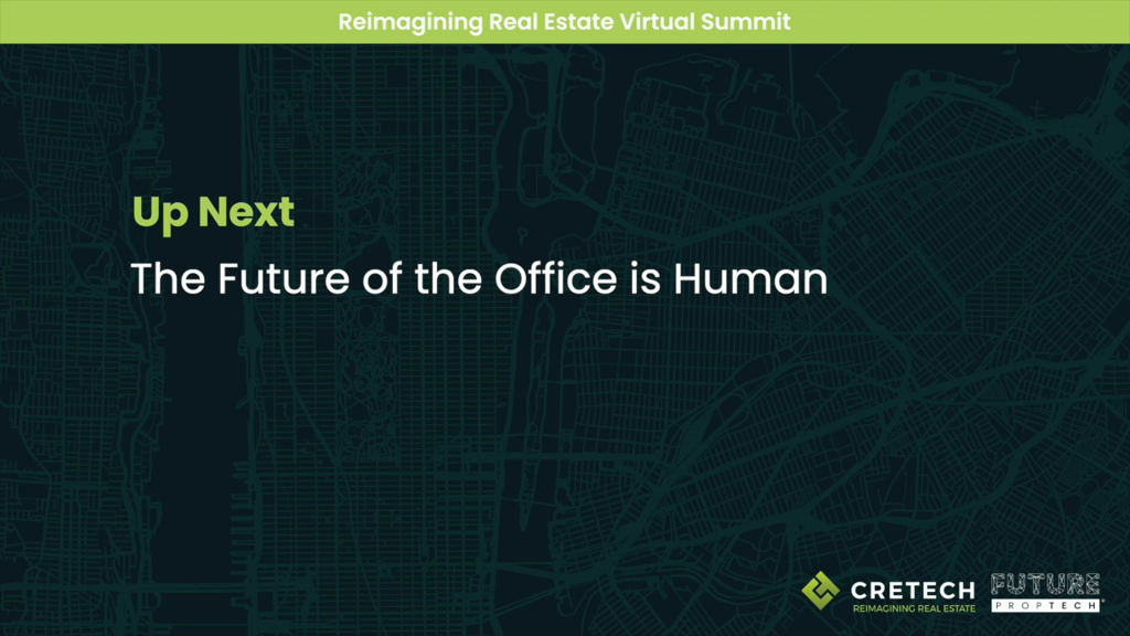 The Future of the Office is Human
