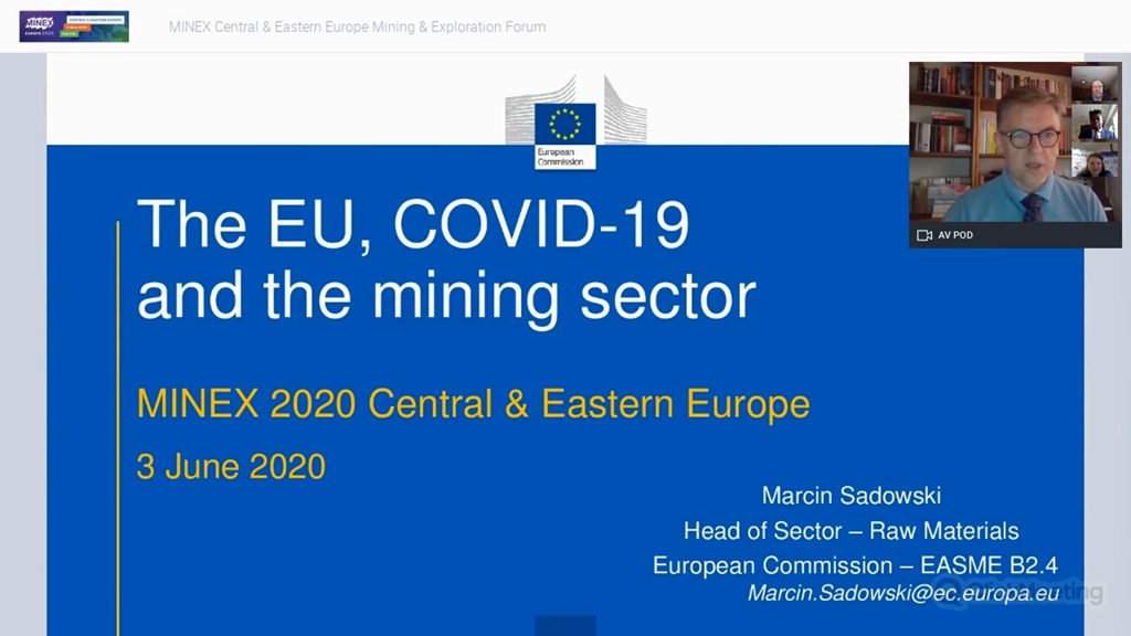 The EU, Covid19 and the mining sector