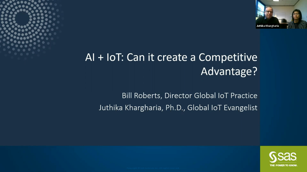 AI + IoT: Can it Create a Competitive Advantage?