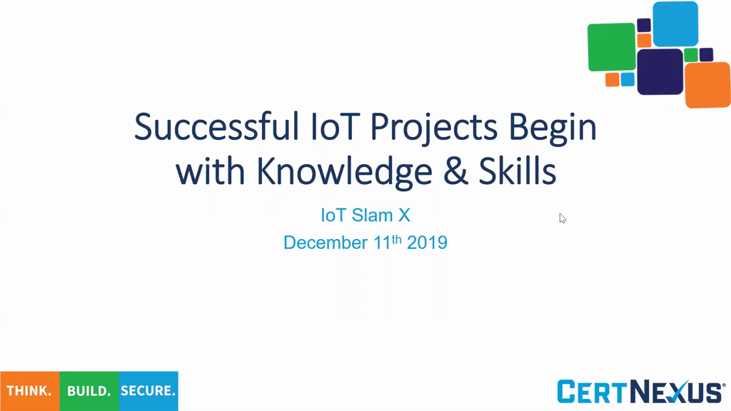 Successful IoT Projects Begin with Knowledge & Skills