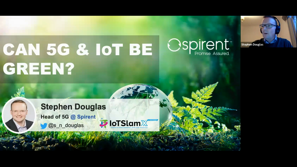 Can 5G and IoT be Green?