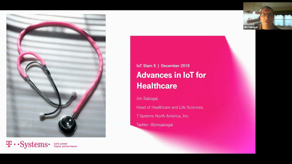 Advances in the Internet of Things (IoT) for Healthcare