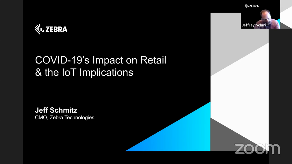 Keynote: COVID-19's Impact on Retail & the IoT Implications