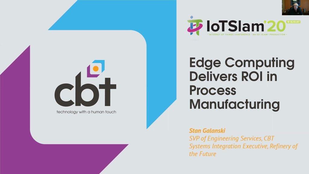 How Edge Computing Delivers ROI in Process Manufacturing
